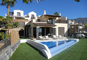 Greenslades Villas and Apartments in Tenerife