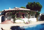 Image: Charming villa,  heated pool, central heating