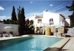 Image: Large, 4 bed comfortable villa, close to the centre of Moraira
