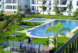 Image: Luxury golf apartment