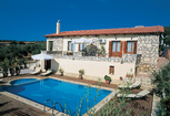 Image: Villas in Crete